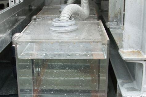 試作機浄化水